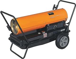 Dayton 3VE52 Oil Fired Heater, 210 K BtuH 120 V