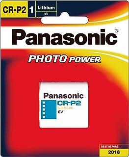 Panasonic 6V Photo Lithium Camera Battery (CR-P2W/1BE)