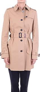 Luxury Fashion Womens WW0WW25610202 Beige Trench Coat | Fall Winter 19