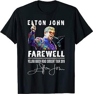 Love Elton shirt John Funny Musician Gift For Men Women Kids T-Shirt