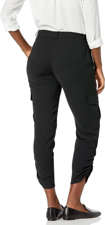 Parker Pantalon pour Femme Noir