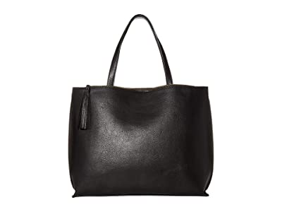 SOLE / SOCIETY Walli Tote (Black) Handbags