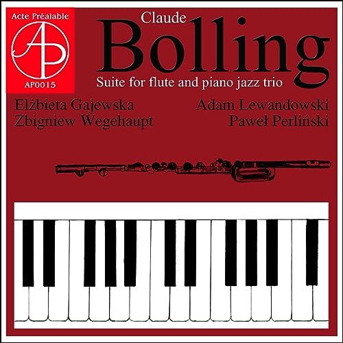 Suite For Flute And Piano Jazz Trio Vi Versatile By Elzbieta Gajewska Pawel Perlinski Zbigniew Wegehaupt Adam Lewandowski On Amazon Music Amazon Com