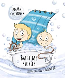 Bathtime Stories: Adventures in a bathroom