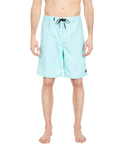Hurley One Only 2.0 21 Boardshorts (Tropical Twist/Black) Men