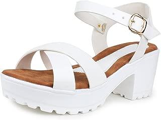 Do Bhai Sandal-Gungun Heels for Women