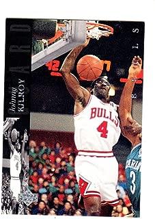 johnny kilroy trading card