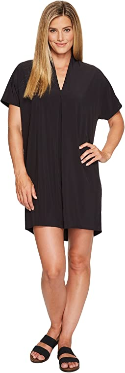 Destination Anywhere Short Sleeve Dress