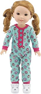 """Glitter Girls 14 Inch Doll Clothes for Wellie Wishers 