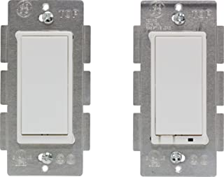 Latest Z-Wave Plus GE by Jasco Wireless Lighting Control Three-Way On/Off Kit, Works with Alexa (Retail Packaging)