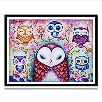 DIY 5D Diamond Painting by Number Kits Wolf A, 11.815.7inch Full Drill Crystal Rhinestone Embroidery Pictures Arts Craft for Home Wall Decor Gift