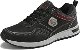 Flexi Zapatos Hombre Agujeta Negros