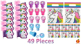 Unicorn Party Favor Pack for Unicorn Themed Party