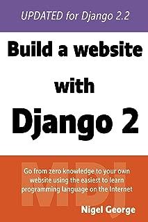 Build a website with Django 2