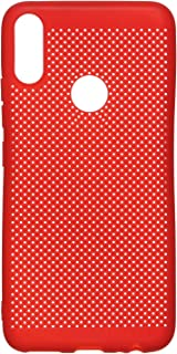Back Cover for Infinix Hot Smart 2 Pro X5514, Red