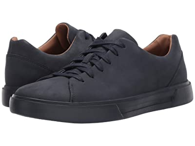 Clarks Un Costa Lace (Navy Nubuck) Men