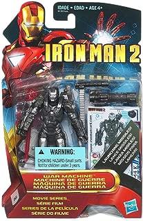 Iron Man 2 War Machine Figure #12