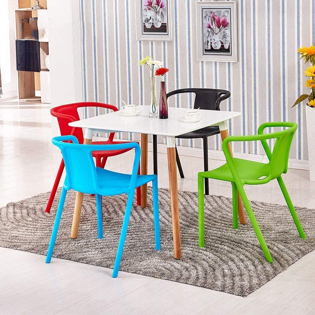 Chaise de salle à manger Pride S, chaise de bureau, dossier créatif, chaise de loisirs, chaise de salle à manger pour adulte, chaise de maison Noir