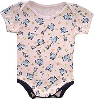 Body de bebê algodão estampado meninos