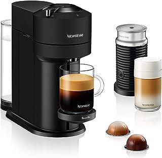Nespresso Vertuo Next Coffee and Espresso Machine with Aeroccino NEW by Breville, Black Matte, Single Serve Coffee & Espre...