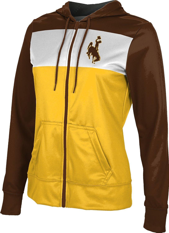 University Purchase of Wyoming Girls' Zipper Spirit Hoodie Sweats School Attention brand