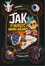 Jak and the Magic Nano-beans: A Graphic Novel (Far Out Fairy Tales)
