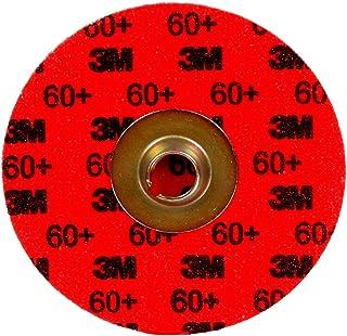 Wet//Dry Orange 7 Diameter 3M Cubitron II Fibre Disc 987C Pack of 25 Precision Shaped Ceramic Grain 36+ Grit