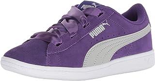 PUMA Unisex-Kids Vikky Ribbon Jr Sneaker,
