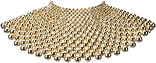 Womens Fashion Jewelry Necklace Beads Chunky Statement Bib Necklace Resin Collar