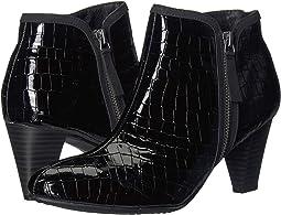 Black Croco Patent