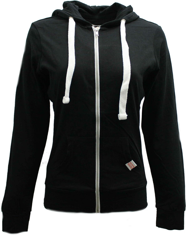 Women's Tri-Blend Soft Full Zip Hoodie
