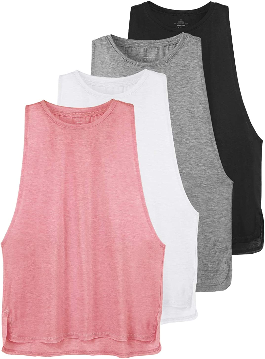 Cosy Pyro Sale price Workout Tank Tops Tanks Portland Mall Running for Women Lightweight