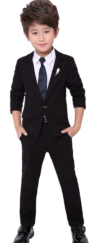 (コ-ランド) Co-land 男の子 スーツ 4点セット キッズ フォーマル 子供服 純色 ボーイズ 紳士服 ジュニア 入学式 卒業式 七五三 結婚式