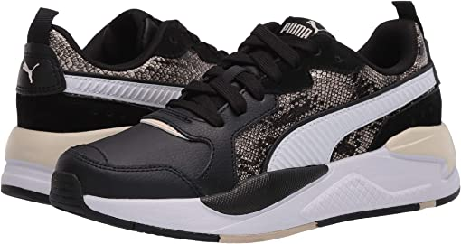 Puma Black/Puma White/Tapioca