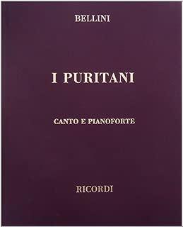 I Puritani: Vocal Score