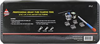 AGS Professional Flaring Tool, Turret-Style - Brake, Fuel or Transmission Line Tubing