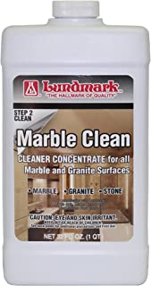 Lundmark Wax Marble Cleaner, 32-Ounce