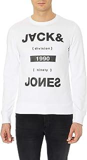 Jack and Jones JCOPILOT SWEAT CREW NECK Erkek Sweatshirt