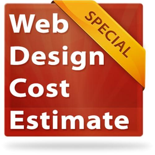 Website Design Cost Estimate