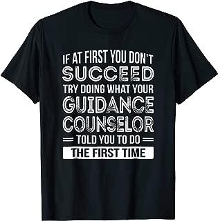 Best guidance counselor t shirts Reviews