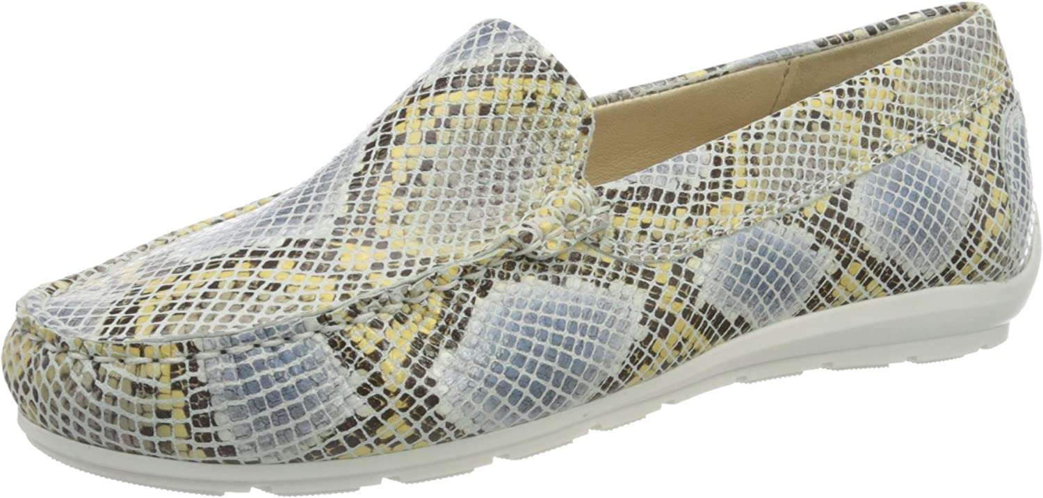 ARA 2021 spring and summer new Max 64% OFF Women's Moccasins