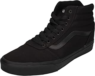 Men's Hi-Top Trainers, 8 US