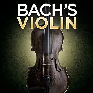 Sonata for Violin Solo No. 1 in G Minor, BWV 1001: I. Adagio