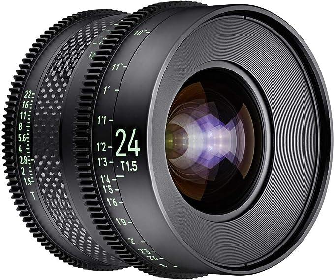 Xeen Cf Cinema 24mm T1 5 Für Sony E Vollformat Kamera
