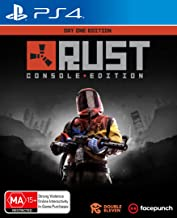 RUST: Day One Edition - PlayStation 4