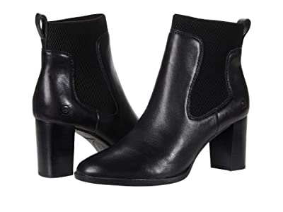 Born Donella (Black Full Grain) Women