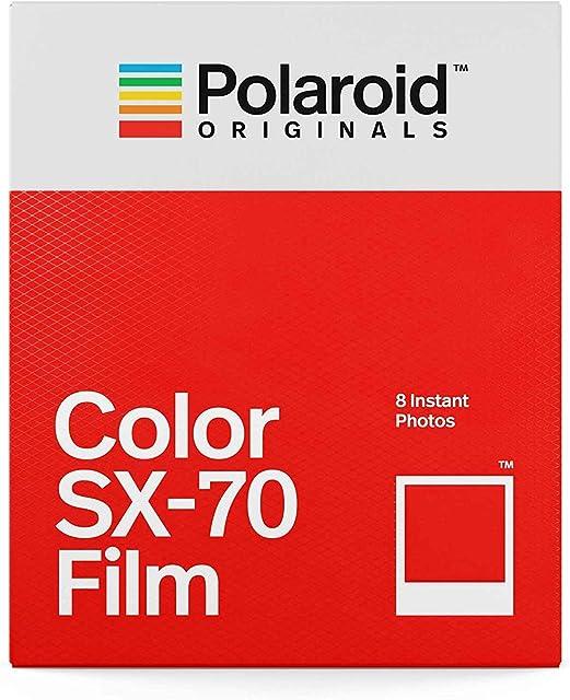 Polaroid Originals - 4676 - Película color para SX-70 Cámara
