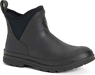 حذاء برقبة للكاحل أصلي للنساء من ماك بوت.
