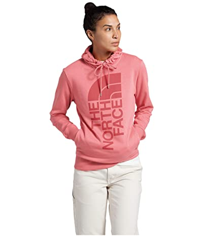 The North Face Trivert Pullover Hoodie (Mauveglow) Women