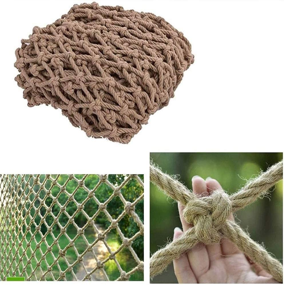 WANIAN Choice Outdoor New product! New type Mesh Rope Climbing Duty Hemp Heavy Ladder Netting